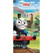 Thomas a gőzmozdony törölköző