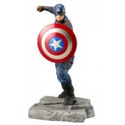 Captain America Civil War ARTFX+ Statue 1/10 Captain America 18 cm