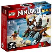 LEGO Ninjago Coles Dragón 70599 6 +
