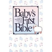 Baby's First Bible by Thomas Nelson