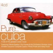 Artisti Diversi - Pure: Cuba (0886977762529) (4 CD)