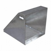Canarm Fan Hood with Bird Screen - 36 Inch, Model EH36