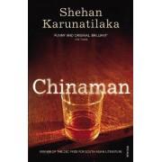 Chinaman by Shehan Karunatilaka