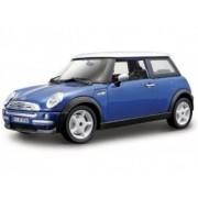 Bburago - Колекция Кит - Mini Cooper 2001 - Синя