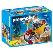 Playmobil Deep Sea Diving Bell