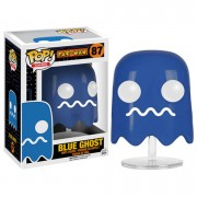 Pac-Man Blue Ghost Pop! Vinyl Figure