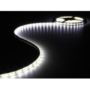 Ruban flexible 300 LEDs 5m decoupable blanc froid