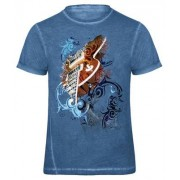 Rock You T-Shirt Grandmaster Rock XL