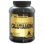 Peak Glutamin powder aminosav