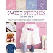 Sweet Stitches From The Heart by Anne Sohier-Fournel