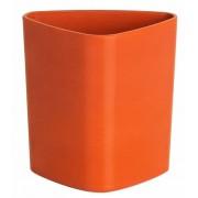 Čaša za četkice za zube Trix-Eco Narandžasta 10.15454 – Spirella