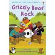 Grizzly Bear Rock by Mairi Mackinnon