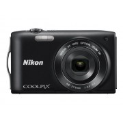 Nikon Coolpix S3300 Compact 16 Mpix Noir