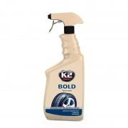 Spray vopsea acrilica negru lucios