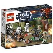Star Wars 9489: Endor Rebel Trooper And Imperial Trooper