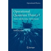 Operational Quantum Theory: Nonrelativistic Structures v. 1 by Heinrich Saller