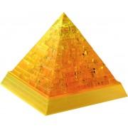 Crystal puzzle 3d piramide goud: 38-delig