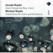 J. Haydn - Horn Concertos (0809274082527) (1 CD)