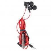 Auscultadores Intra-Auriculares Estéreo Beats da Dr. Dre Urbeats - Preto / Vermelho - 3,5 mm