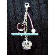 Small Crown Keychain