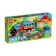 LEGO® 10507 DUPLO® - Eisenbahn Starter Set