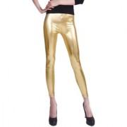 Sukuma Golden Spandex Shinny Legging