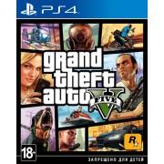 Sony Grand Theft Auto V [PS4, русские субтитры]