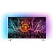 Televizor LED 139 cm Philips 55PUS6561 4K UHD Smart TV Ambilight Android