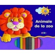 Animale de la zoo - Invat sa modelez