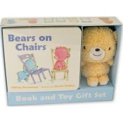 Bears on Chairs: Book and Toy Gift Set by Parenteau Shirley