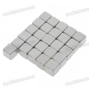 Super-Strong Rare-Earth Square RE Magnets (100-Pack)