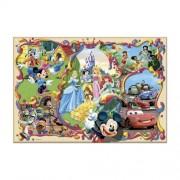 Educa Disney világa puzzle, 1000 darabos