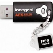 USB Flash Drive Integral Crypto Total Lock 4GB USB 2.0