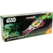 Revell - 06688 - Star Wars - Easykit - Maquette D'aviation - Kit Fisto's Jedi Starfighter - 34 Pièces
