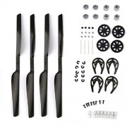Tonsee Propeller&Gears Gear Guard & Bearing & Shaft Set for Parrot AR Drone 1&2.0