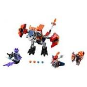 70361 Legoâ® Nexo Knights Dragonul Aruncäƒtor De Roboè›I Al Lui Macy