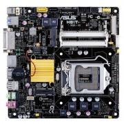 Asus H81T socket LGA1150 DVI HDMI 8-Channel HD Audio Thin Mini ITX Mot