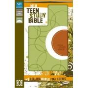 NIV Teen Study Bible by Zondervan Publishing