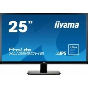 Monitor LED 25 Iiyama Prolite XU2590HS-B1 Full HD 5ms Negru