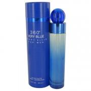 Perry Ellis 360 Very Blue Eau De Toilette Spray 3.4 oz / 100.55 mL Men's Fragrances 536349