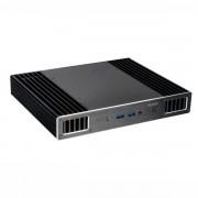 Boîtier fanless Plato X pour Intel NUC avec processeur Intel Core i7 (sans adaptateur)
