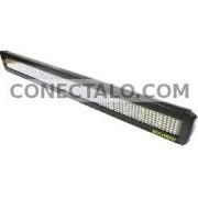 Rótulo electrónico de LEDs DisplayMatic de 120x7 LED rojo y verde