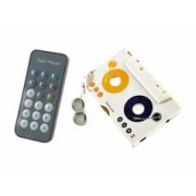 Auvisio Lecteur MP3 télécommandable pour autoradio K7