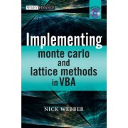 Implementing Models of Financial Derivatives by Nick Webber