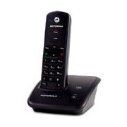 Telefone Sem Fio Motorola FOX500 DECT 6.0Ghz Preto
