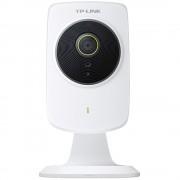 Camera de Supraveghere HD Wi-Fi Cloud Cu Vedere Nocturna Alb TP-LINK