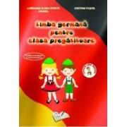 Limba Germana Pentru Clasa Pregatitoare - Loredana Elena Istrate Anghel