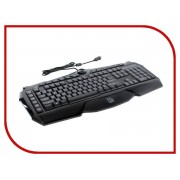 Клавиатура Tt eSports Challenger Prime Black KB-CHM-MBBLRU-01 USB