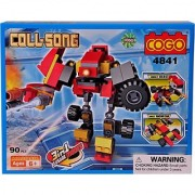 Mera Toy Shop Robot Construction Set -4841 (Multicolor)