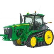 Schuco 452568500 John Deere 8RT - Tractor a escala 1:87